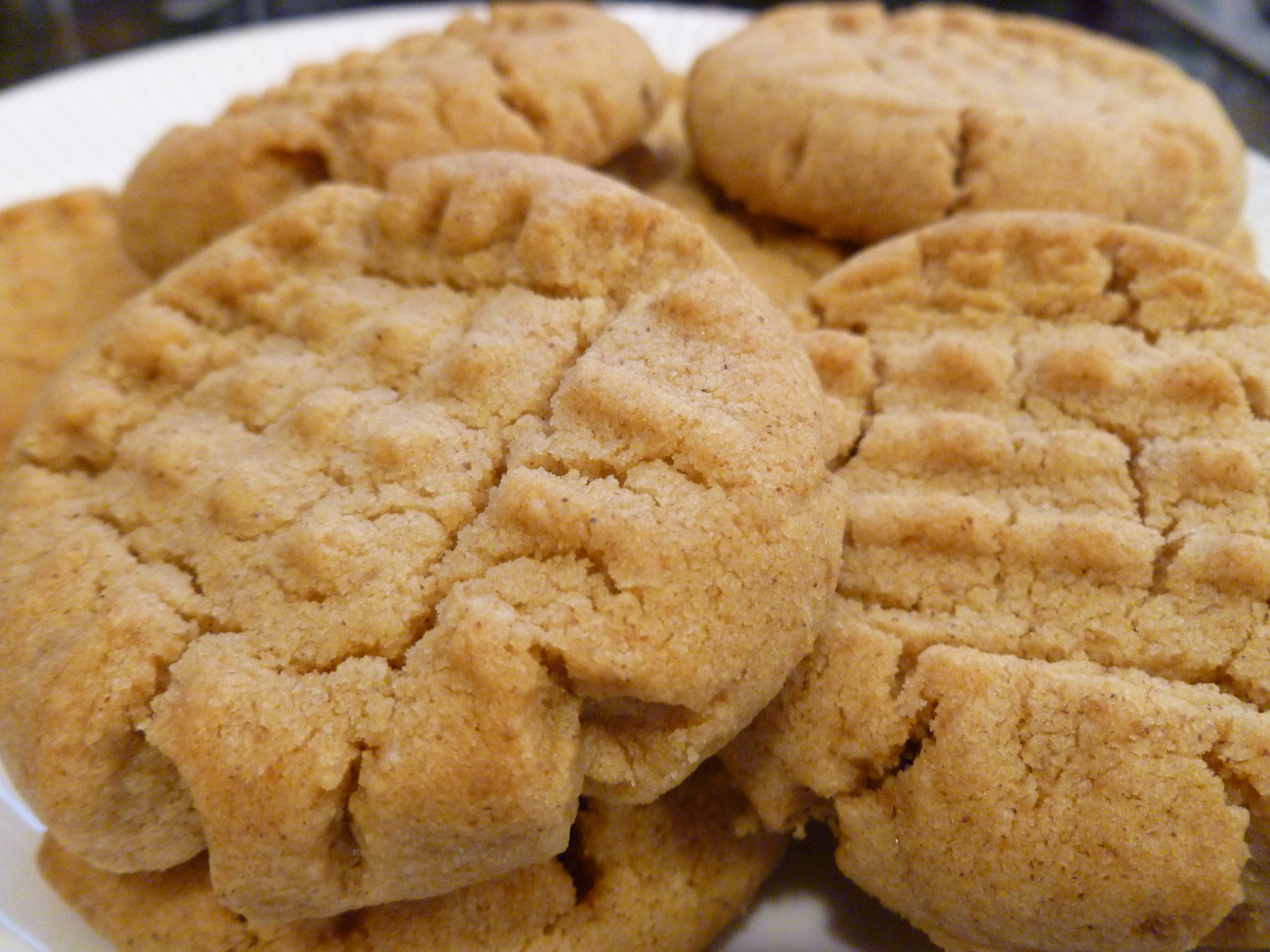 Cookies made with almond butter recipe