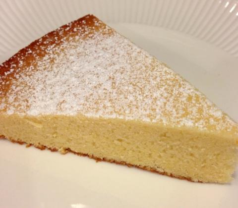 Condensed Milk Cake