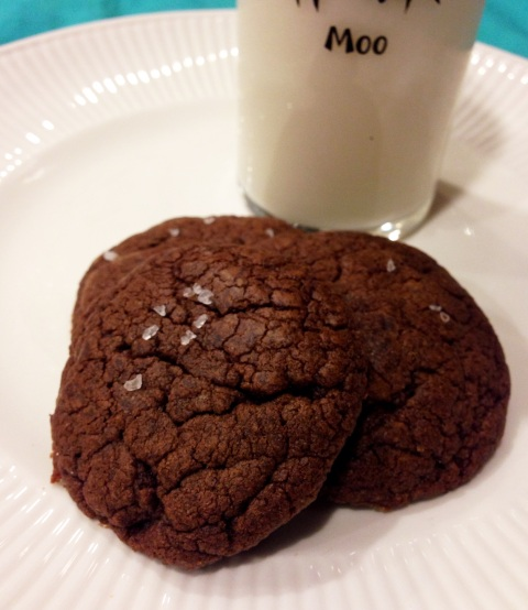 Nutella Cookies - My Version