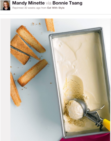 Frozen Honey Cream - Pin